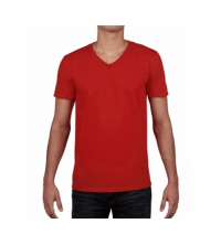 T-shirt Homme Rouge - VR001
