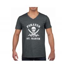 T-shirt imprimé Homme Gris - VPG001