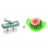 PACK Nicer Dicer Twist + FruiSlicer