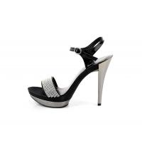 MARCO MODA Sandale à talon Noir - A5-N