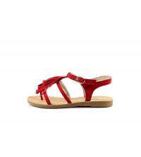 JINES Sandales Rouge 923-RG
