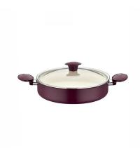 Mijoteuse téflon violet Magenta de diamètre 26 cm