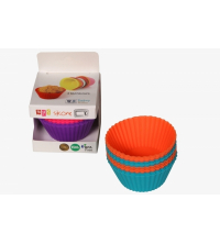 MYS SILICONE Jaggy MUFFIN (6 pcs)