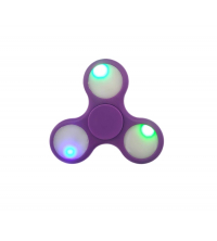 Hand Spinner Uni Lumineux VIOLET