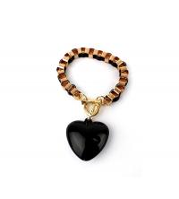AMULETTE bracelet Noir