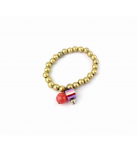 AMULETTE Bracelet Doré