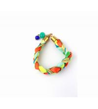 AMULETTE bracelet tressé
