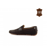 Mocassin College Marron - 406-MR