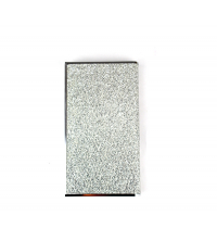 POWER BANK SIMILI-CUIR Gris 4000 mAh
