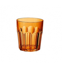 Verre d'eau Orange