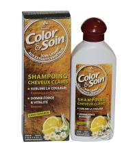 Shampoing cheveux colorés clairs color & soin
