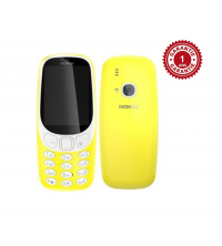 Nokia 3310 2017 Jaune