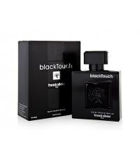 eau de toilette black touch 100ml