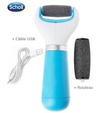 SCHOLL Râpe Electrique avec Câble USB
