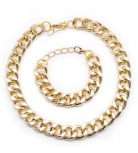 Parure collier & bracelet