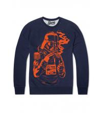 Sweatshirt bleu marine StarWars