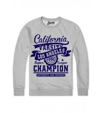 Sweatshirt gris California