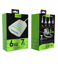 Chargeur LDNIO A6702 6USB 7.0A
