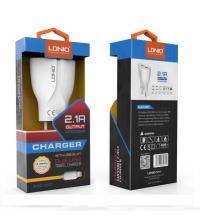 Chargeur LDNIO A2271 2USB 2.1A + Câble
