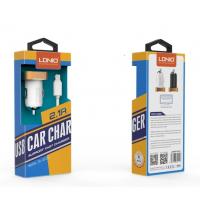 Chargeur voitures LDNIO DL211 2USB 2.1A + Câble