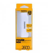 POWER BANK REMAX 2600MAH