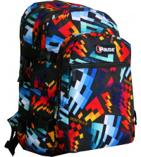 Pause Media Backpack 19""