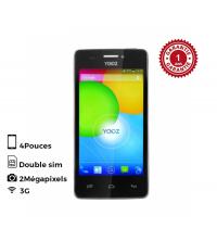 YooZ S400, Black additionnel cover, 512MB, 4GB + Etui Gratuit