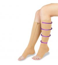 ZIP SOX chaussettes de contention zippées