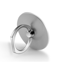 Ring support silver
