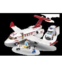 Ambulance aérienne médicale