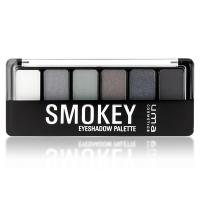 Palette fard à paupieres smokey
