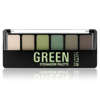 Palette fard à paupieres green