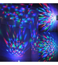 Lampes 3 leds Ambiance Disco Party