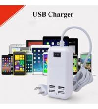 Mur USB Chargeur 15 W 3A Adaptateur Smart Mobile Téléphone Tablet Dispositif De Charge Pour iPhone iPad
