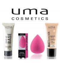 Make up Base, Éponge et Mattisfaction