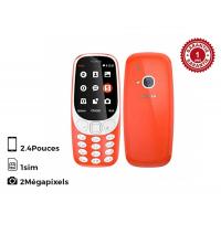 Nokia 3310 2017 Orangé