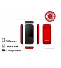 Smartec Phone et Power Bank 2 en 1