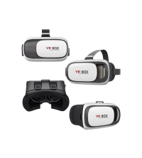 Casque virtuel VR BOX 2.0