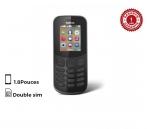 Téléphone Portable Nokia 130 BLACK