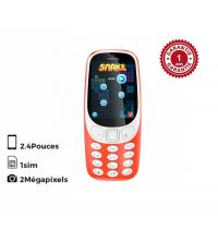 Nokia 3310 2017 Rouge
