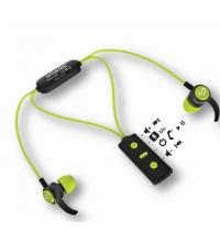 Ecouteur Sport - Bluetooth Smartek S02 - Vert