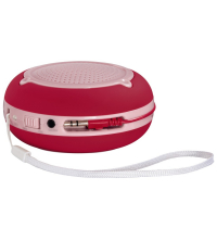 Speaker Bluetooth Hama Mobile - Rouge