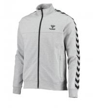 GILET HOMME GRIS -classic bee AAGE Zip Jacket