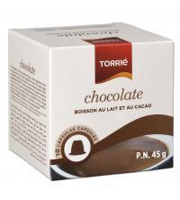 10 Capsules Torrié Chocolat - Compatible nespresso