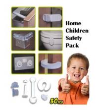 Protection Maison pour enfant (30 pcs)