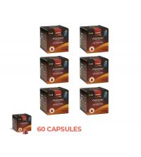 60 Capsules Torrié Expresso - Compatible nespresso