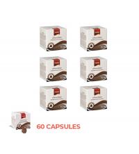 60 Capsules Torrié Chocolat - Compatible nespresso