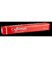 10 Capsules arabica Cafféitalia- Compatible nespresso
