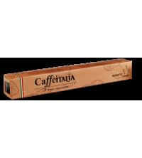 10 Capsules Noisette Cafféitalia- Compatible nespresso