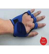 Gants musculation anti-dérapant